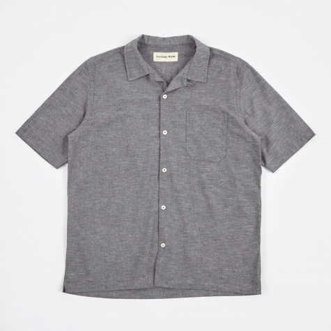 Road Shirt - Indigo Chambray