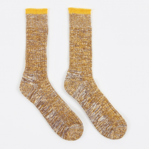 Everyday Sock - Gold