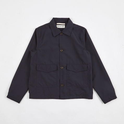 Watchman Jacket - Navy