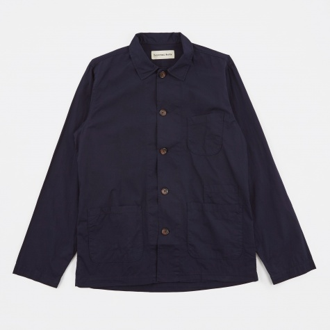 Bakers Overshirt - Navy