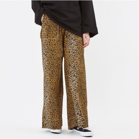 Mass Trousers - Leopard