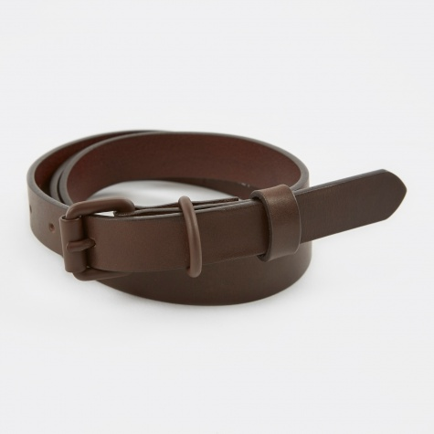 Narrow Belt - Brown