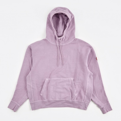 Overdye Heavy Hoody - Purple
