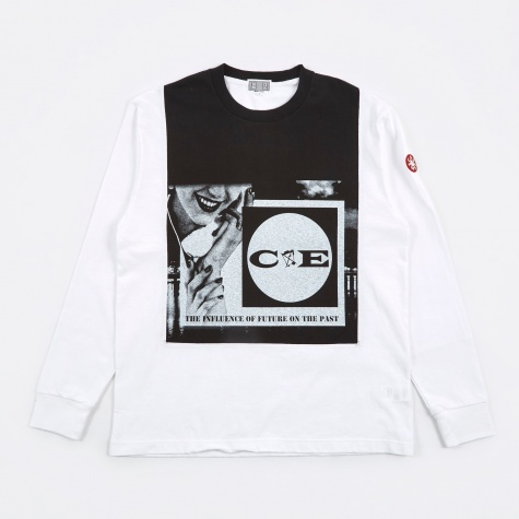 Influence Long Sleeve T-Shirt - White