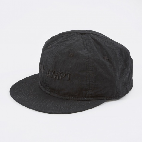 Overdye Low Cap - Black