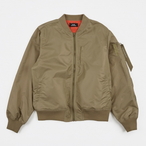 PAM Perks & Mini U Bomber Jacket - Jungle