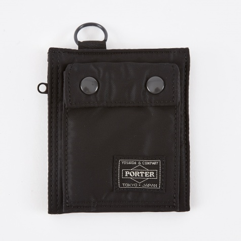Porter Yoshida & Co. Tanker Wallet B - Black