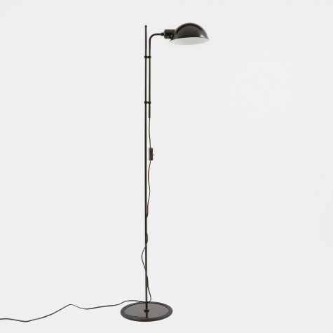 Funiculi Floor Lamp - Black