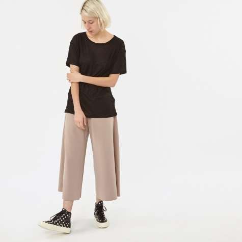 Loose Trousers - Beige