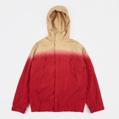 JohnUNDERCOVER JUS4203 Hooded Jacket - Red