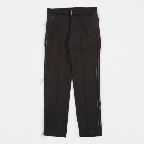 JohnUNDERCOVER JUS4505 Trouser - Black