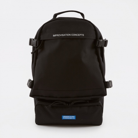 UCS4B03-1 Backpack - Black