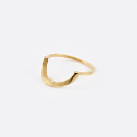 ARISE Ring - 18K Gold Plated