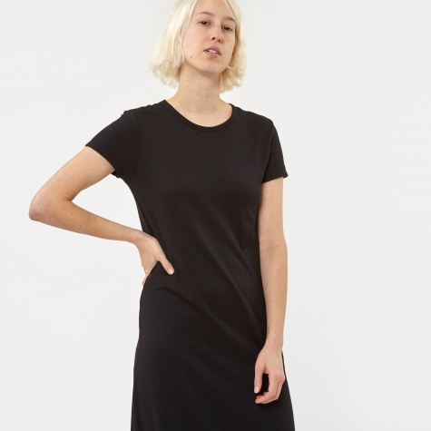 Tripoli T-Shirt Dress - Black