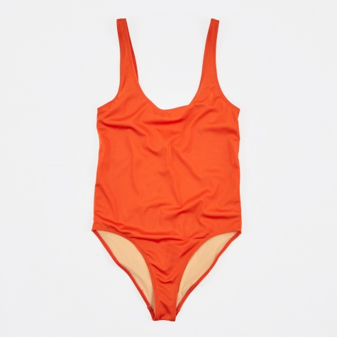 Palma Swimsuit - Fire Red