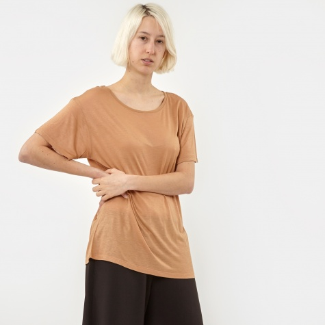 Loose T-Shirt - Nude 3