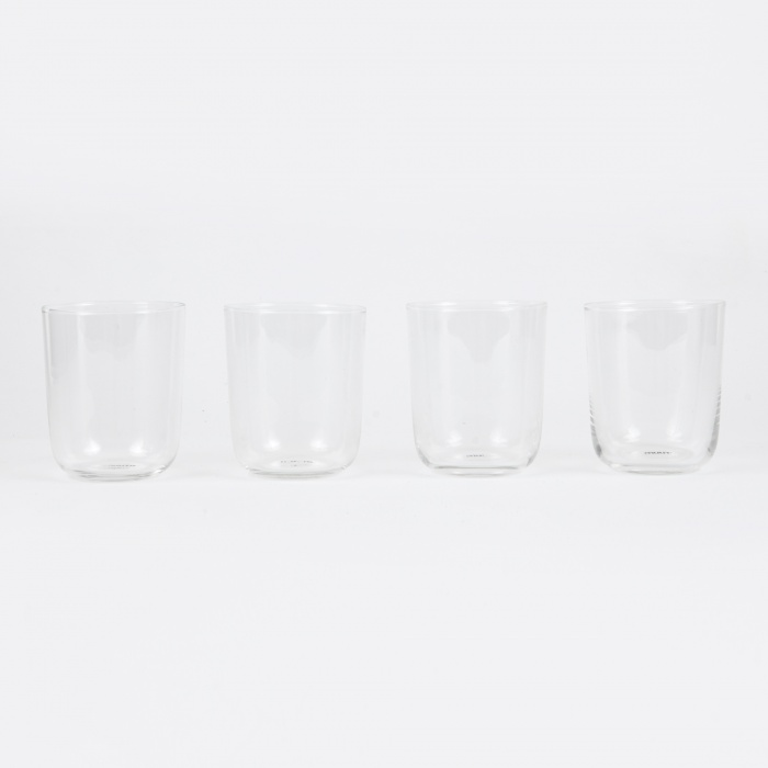 Muuto Corky High Glasses - Clear (Image 1)