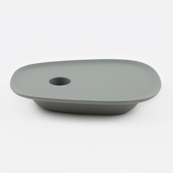 Muuto Float Candlestick - Anthracite (Image 1)