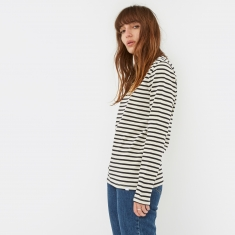 Norse Projects Inge Classic Stripe - Ecru