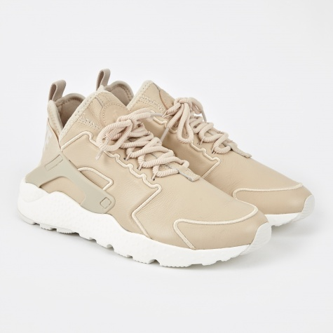 Air Huarache Run Ultra SI Shoe - Oatmeal/Ivory