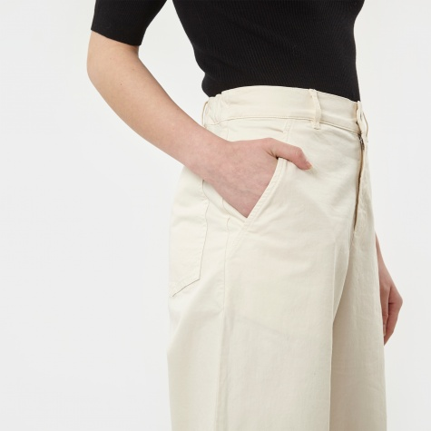 Ofelia Trousers - Osso/Stino