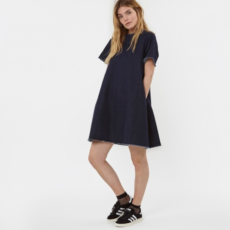 Spandina Dress - Denim
