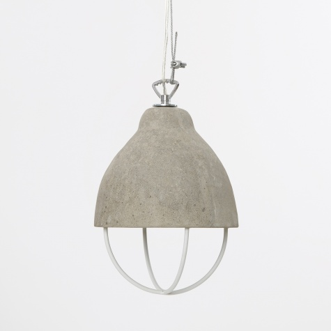 Lamp Feeling Beton H24 - Concrete