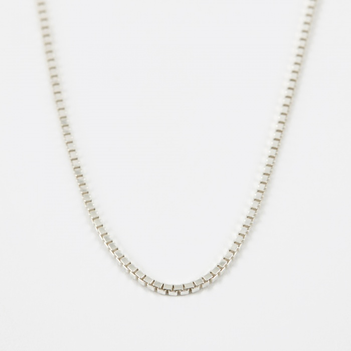 Goods By Goodhood 1.5 Venetian Chain - Silver (Image 1)