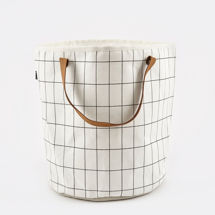 Ferm Living Grid Basket - Medium (Image 1)