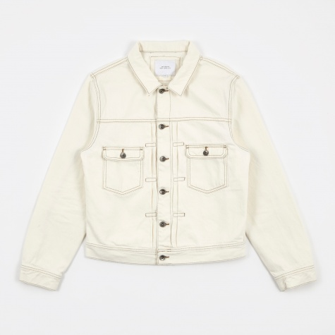 Ray Denim Jacket - Natural