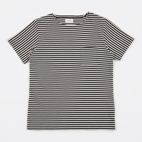 Collette Feeder S/S Tee - Black