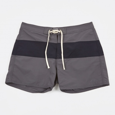 Grant Boardshorts - Charcoal/Midnight