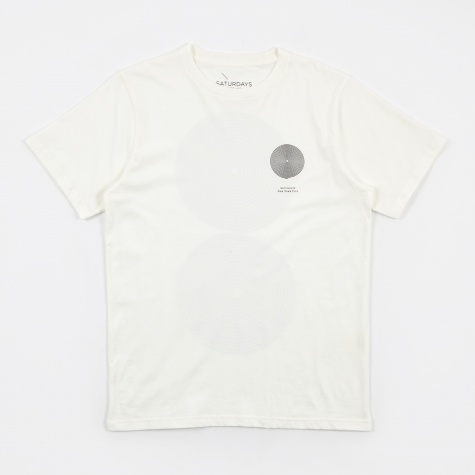 Coil T-Shirt - Ivory