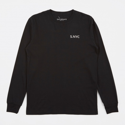 Eastside Westside L/S T-Shirt - Black