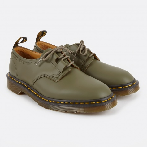 Dr.Martens x Engineered Garments Ghillie EG Smooth - Khaki