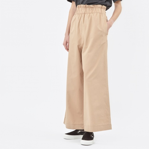 Phillip Cotton Trousers - Cuban Sand