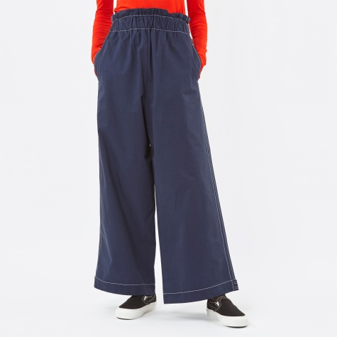 Phillip Cotton Trousers - Total Eclipse