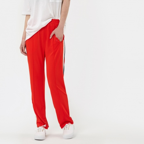 Naoki Polo Trouser - Fiery Red