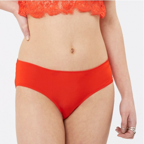 Montmartre Brief - Fiery Red