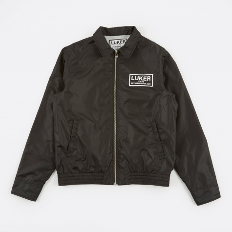 Luker by Neighborhood Stark Jacket - Black