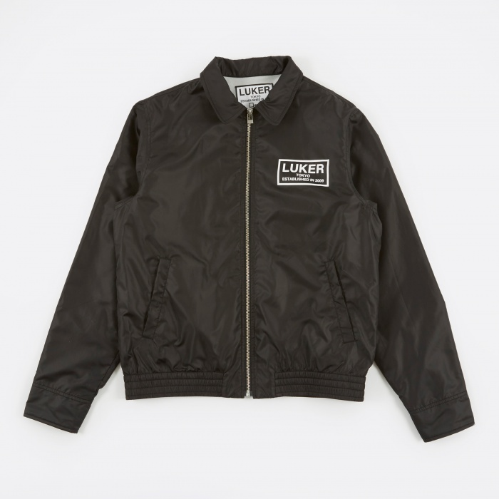 Neighborhood Luker by Neighborhood Stark Jacket - Black (Image 1)
