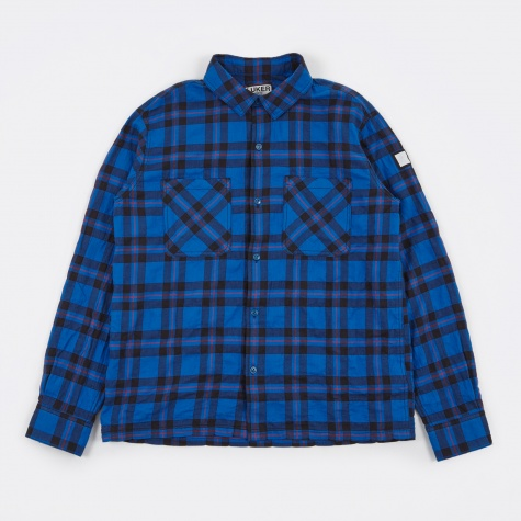 Luker by Neighborhood Greater Shirt - Blue