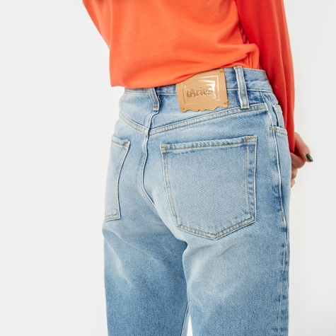 Strip Jean - Light Wash