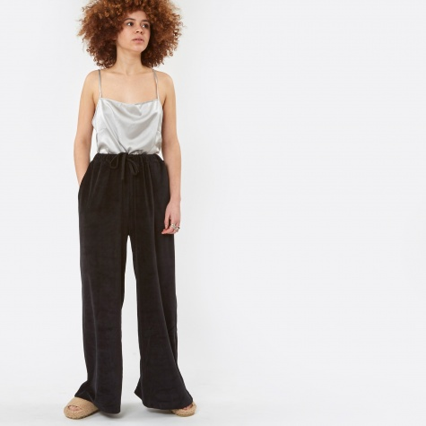 Mysha Baggy Sweat Pants - Caviar