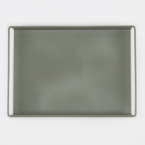Metal Tray - Dusty Green - Small