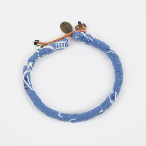 Bandana Bracelet - Light Blue