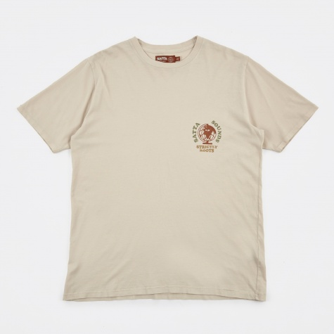 Strictly Roots Tee - Calico