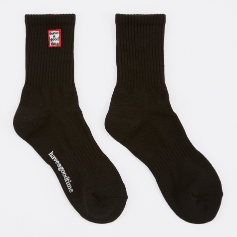 Frame Socks - Black