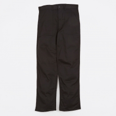 Stan Ray OG107 4 Pocket Fatigue Pant 8.5oz - Black Twill