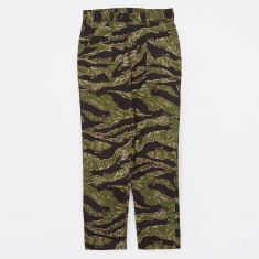 Stan Ray Taper Fit 4 Pocket Fatigue Trousers 8.5oz - Tiger Strip